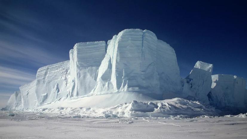 Крупнейший за последние 50 лет айсберг откололся в Антарктиде
